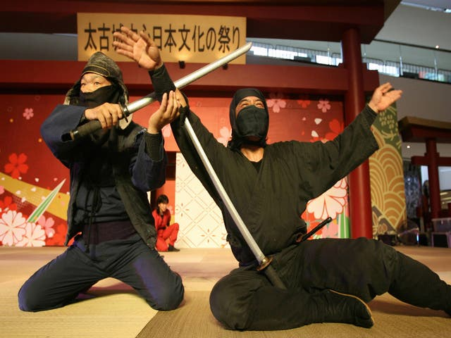 With the hope of encouraging tourists to stay longer, the mayor is building a second ninja museum