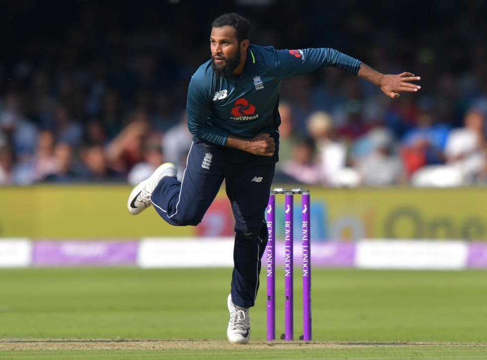 Rashid has taken 20 international wickets at an average of 23.95 this summer