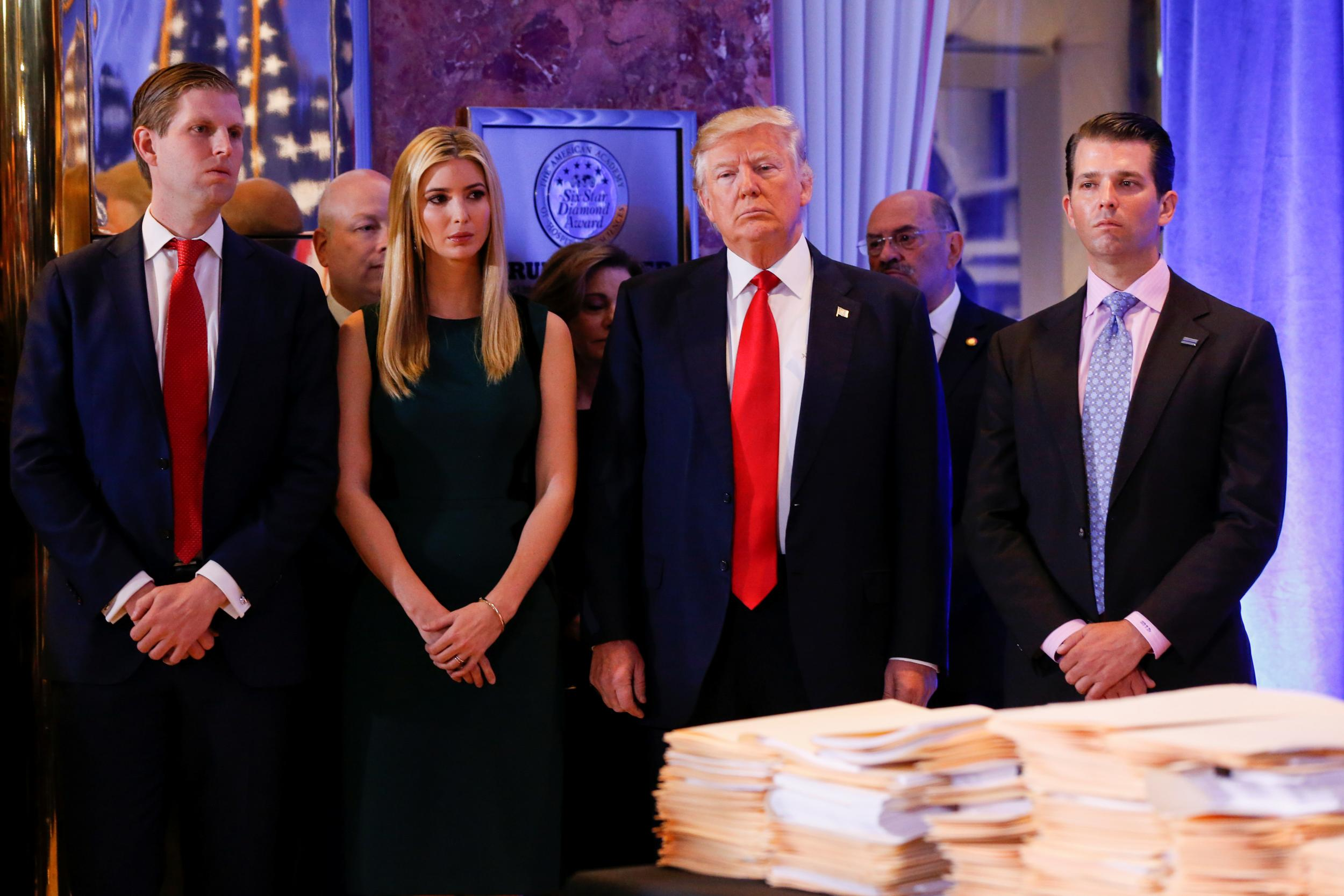 New Trump Foundation investigation 'may yield criminal charges against first family'