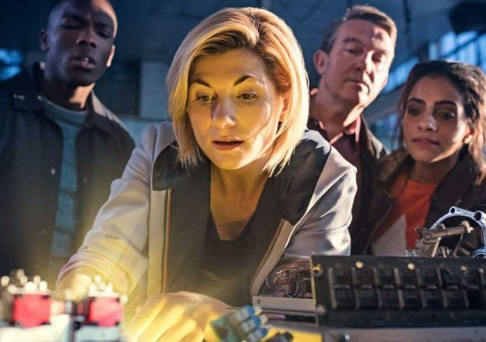 Doctor Who trailer debuts at San Diego Comic-Con, features Jodie ...
