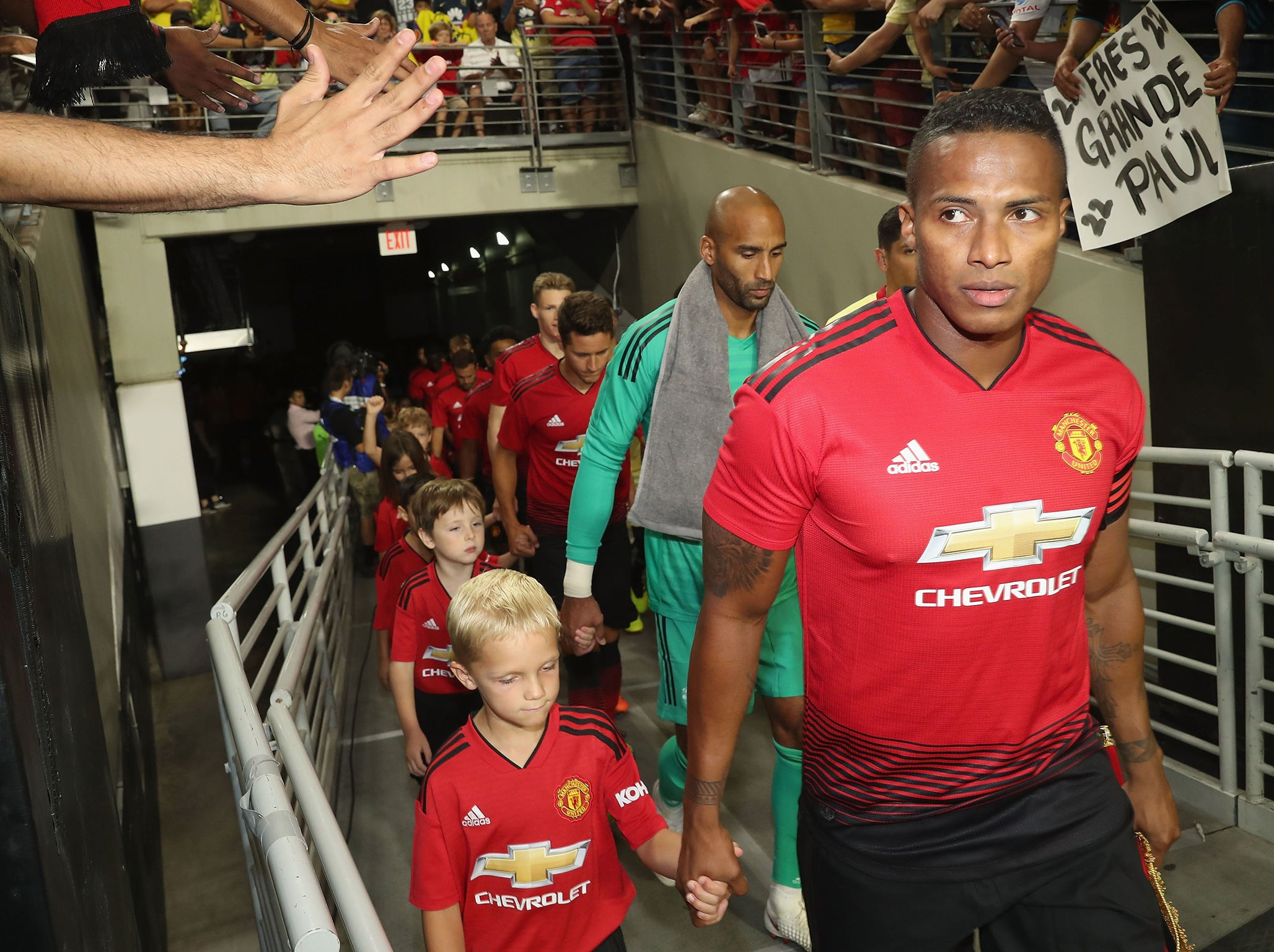 150b69265 Manchester United news  Jose Mourinho to make Antonio Valencia club captain  after Michael Carrick s retirement
