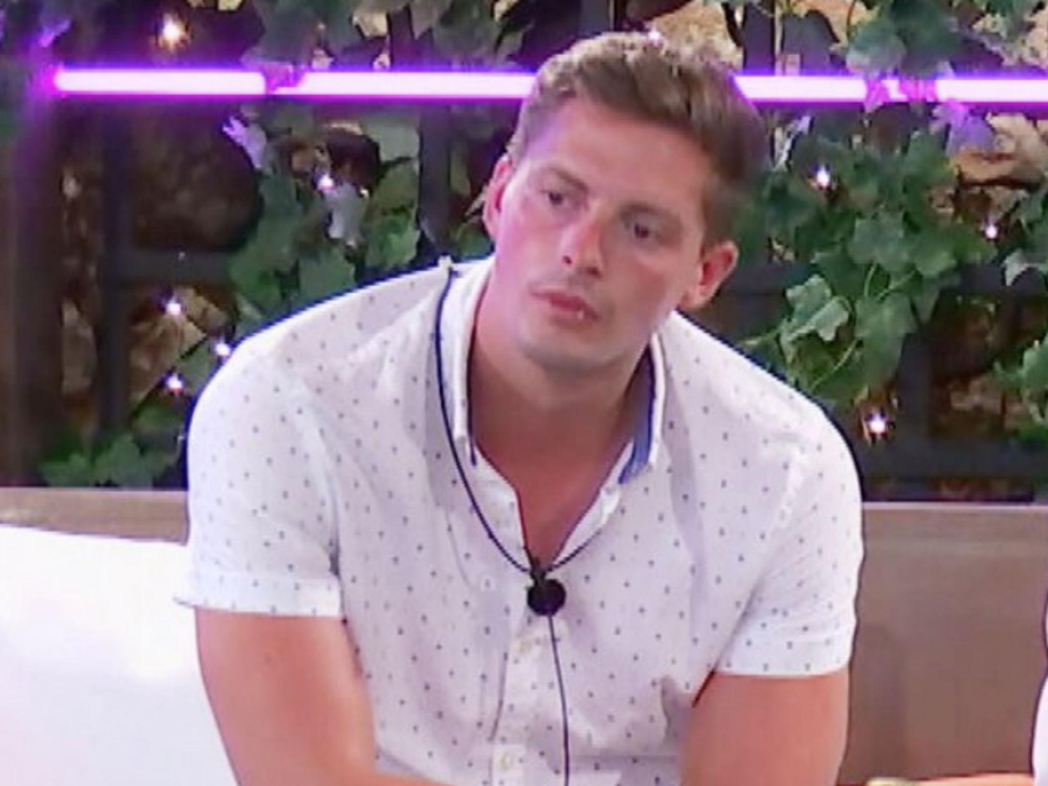 love island live paul reveals he kissed britney spears in music