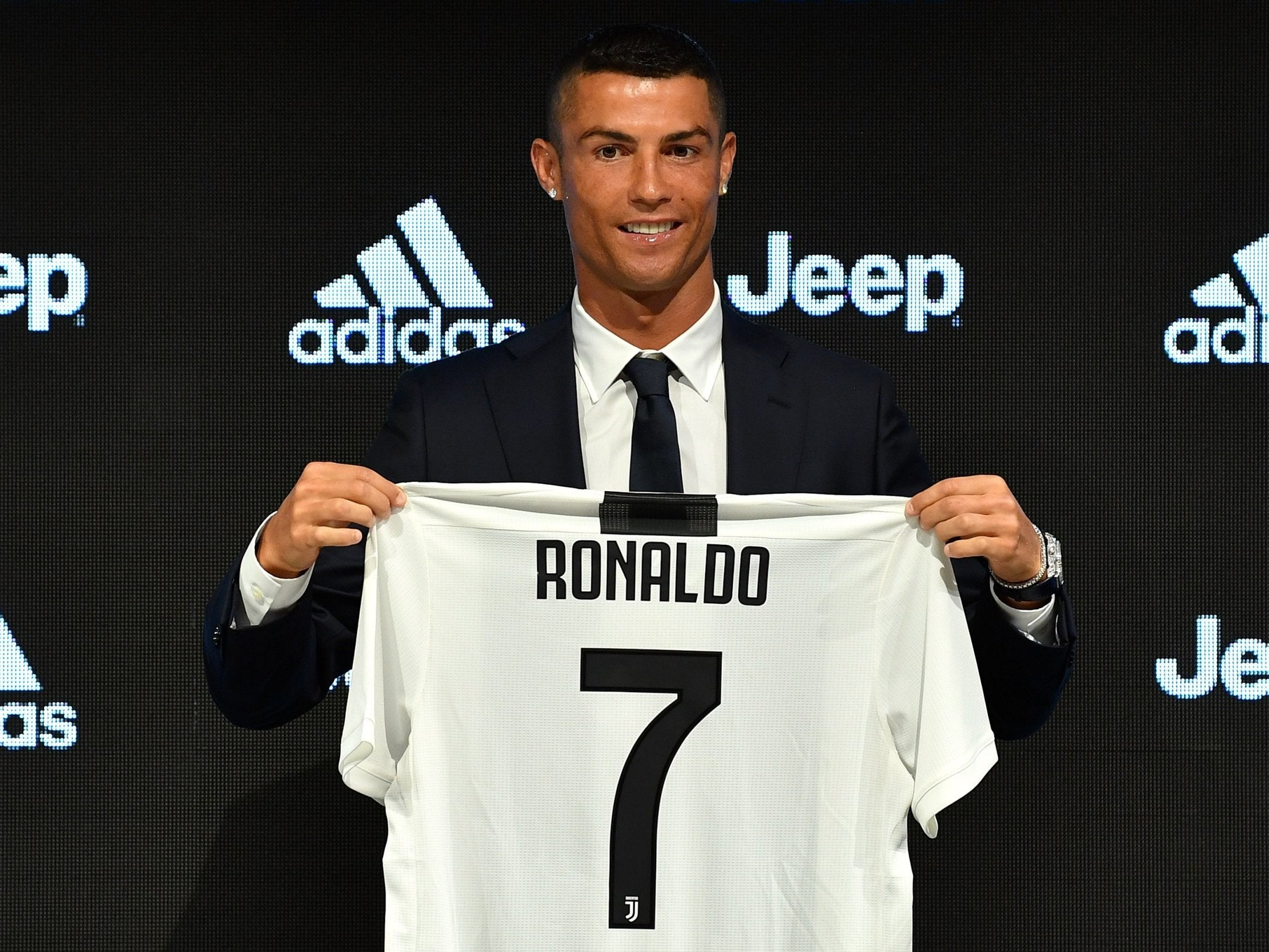 uk availability 9c887 4067f Cristiano Ronaldo and why shirt sales don't even come close ...