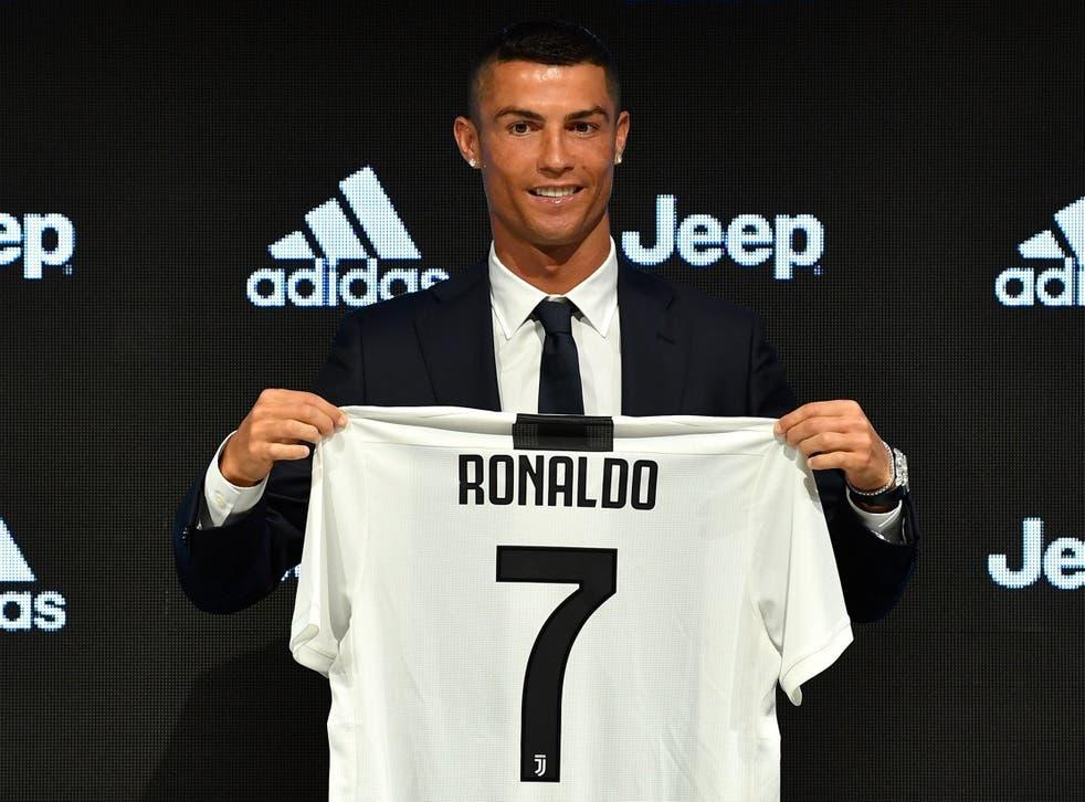 Cristiano Ronaldo will be Serie A's star attraction this season