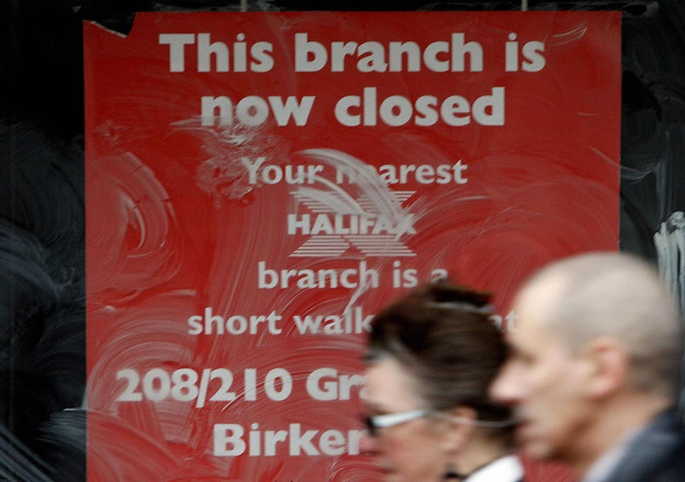 Halifax and Lloyds online banking payments down: Customers
