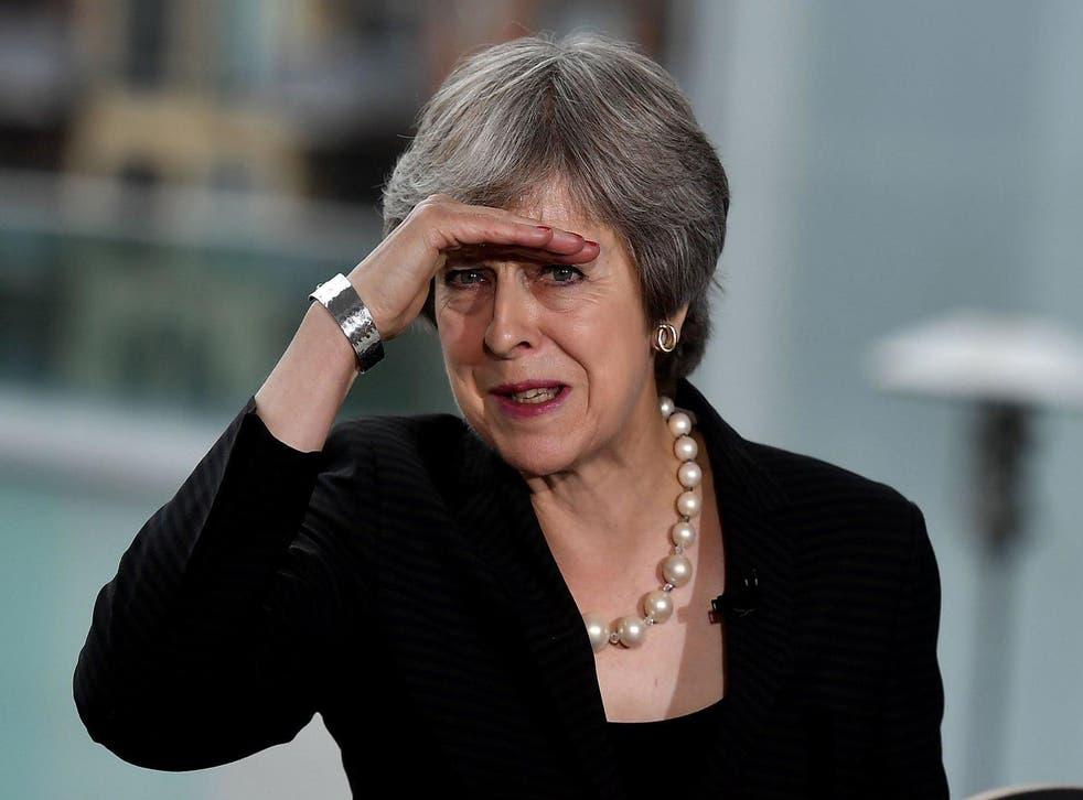 The EU has said the prime minister's plan is too bureaucratic