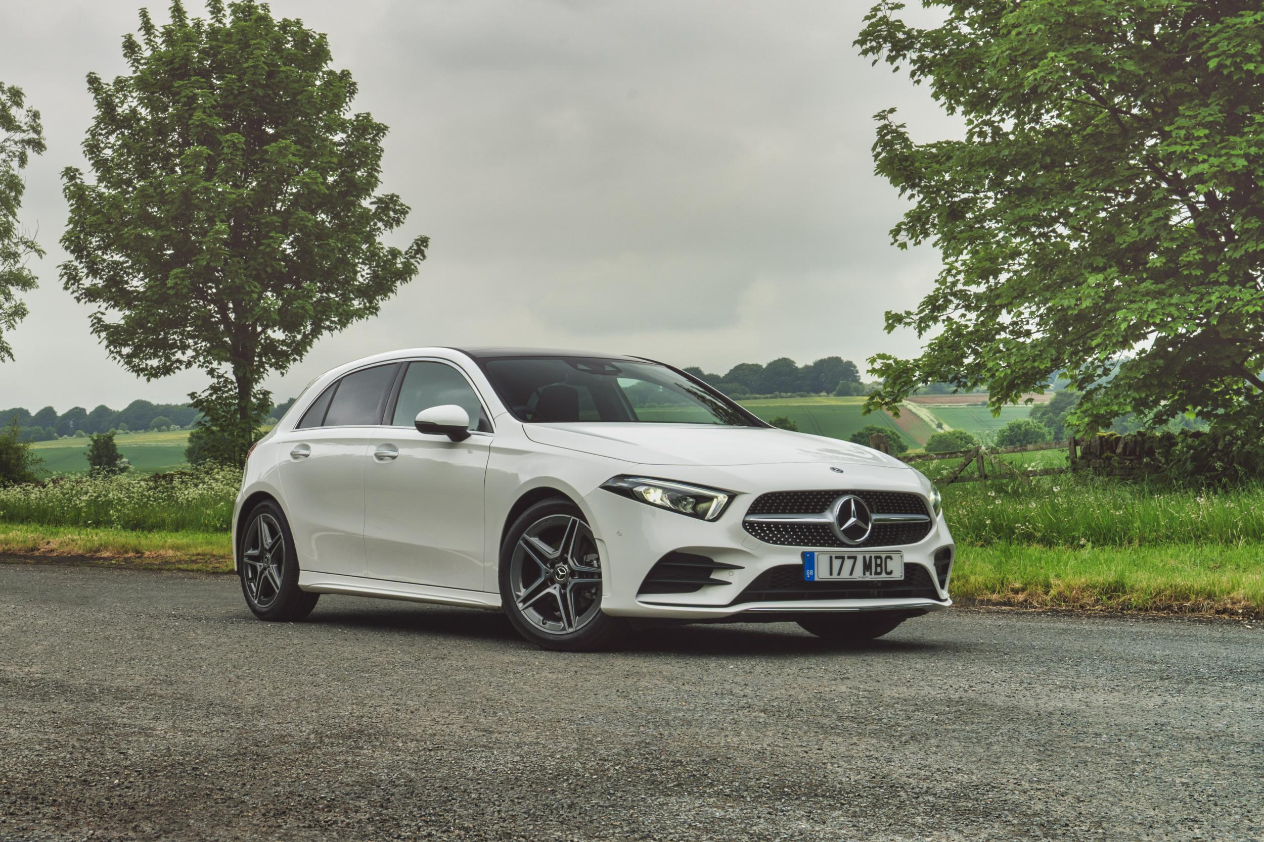 Mercedes-Benz A-Class review: Improvements can't justify paying a premium |  The Independent