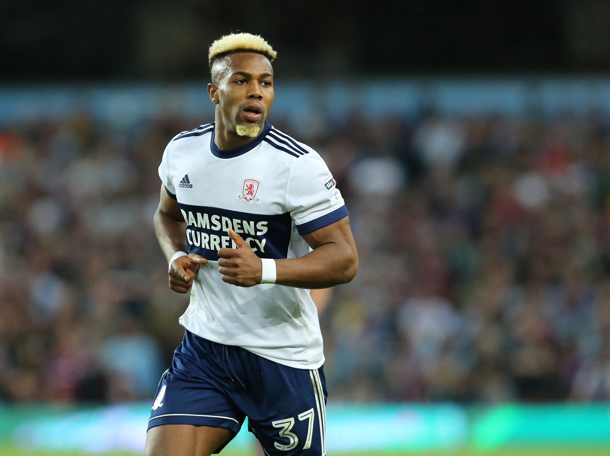 Transfer news: Wolves considering triggering Middlesbrough winger Adama Traore's release clause