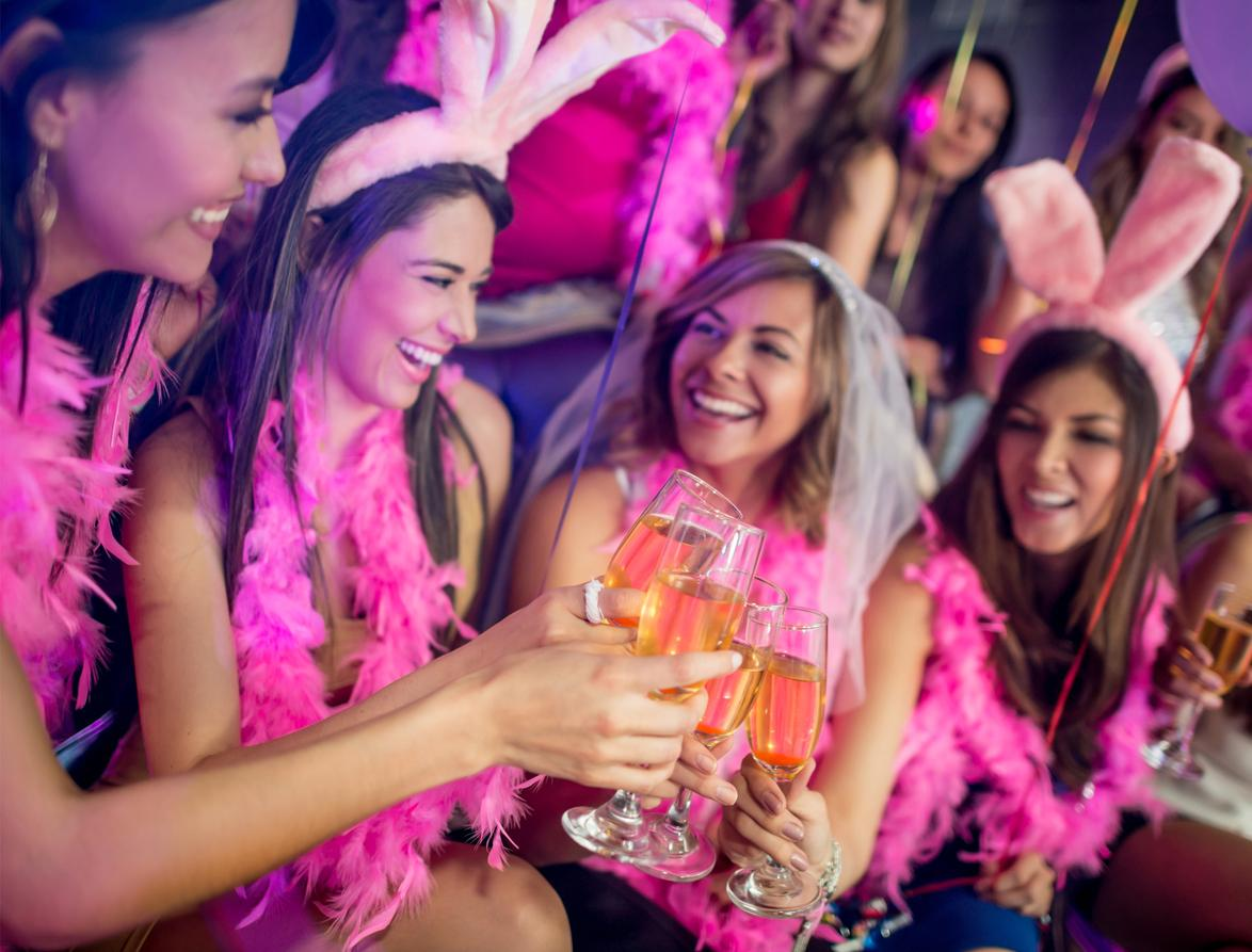 Hen party themes abroad study