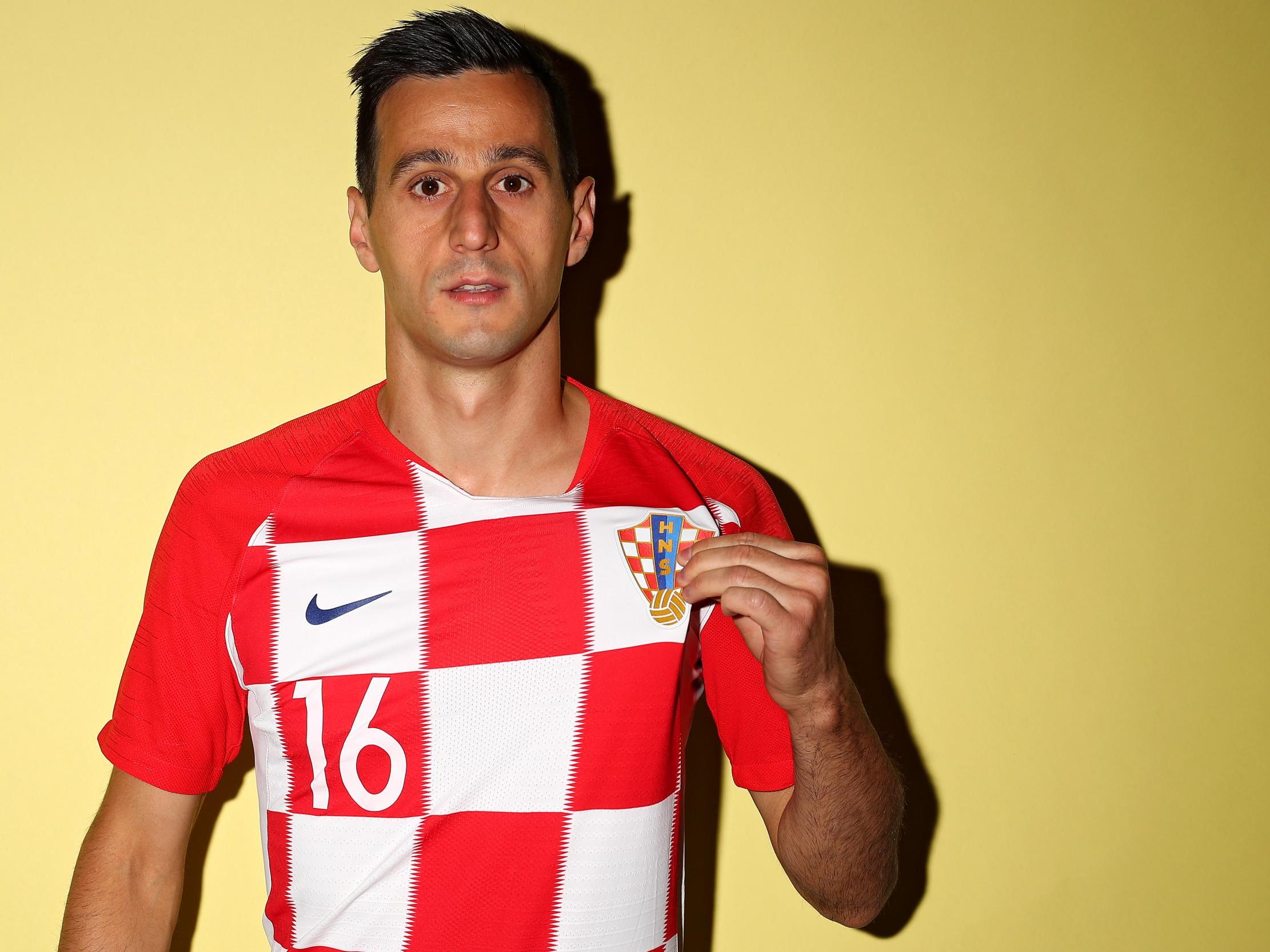 World Cup 2018: Nikola Kalinic refuses Croatian silver medal after being sent home during group stages