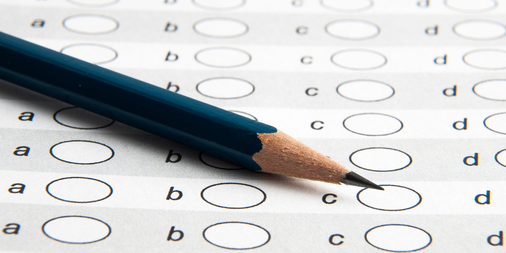 This is the best way to guess in a multiple choice test