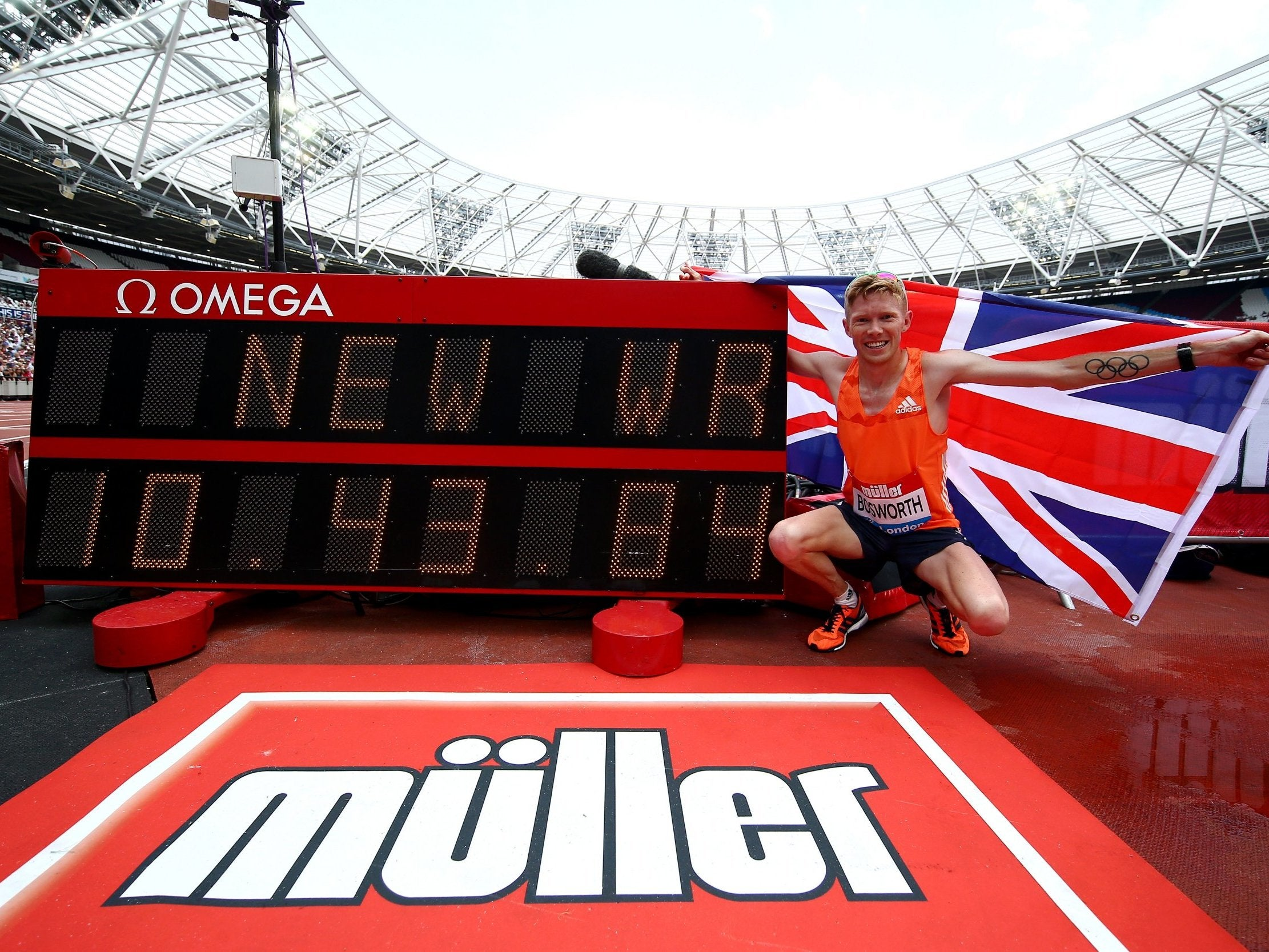 Homosexual rights uk athletics