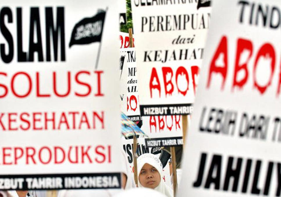 Indonesian Teenager Jailed For Having Abortion After Being