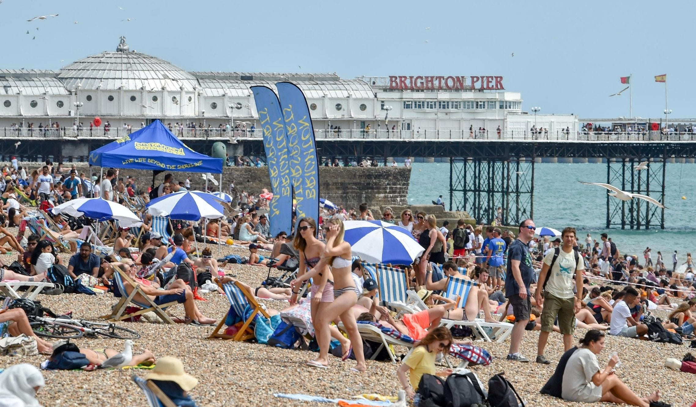 Uk Weather Live Updatestest Day Of The Year Recorded As Heatwave Sees Heathrow Hit 35c The Independent