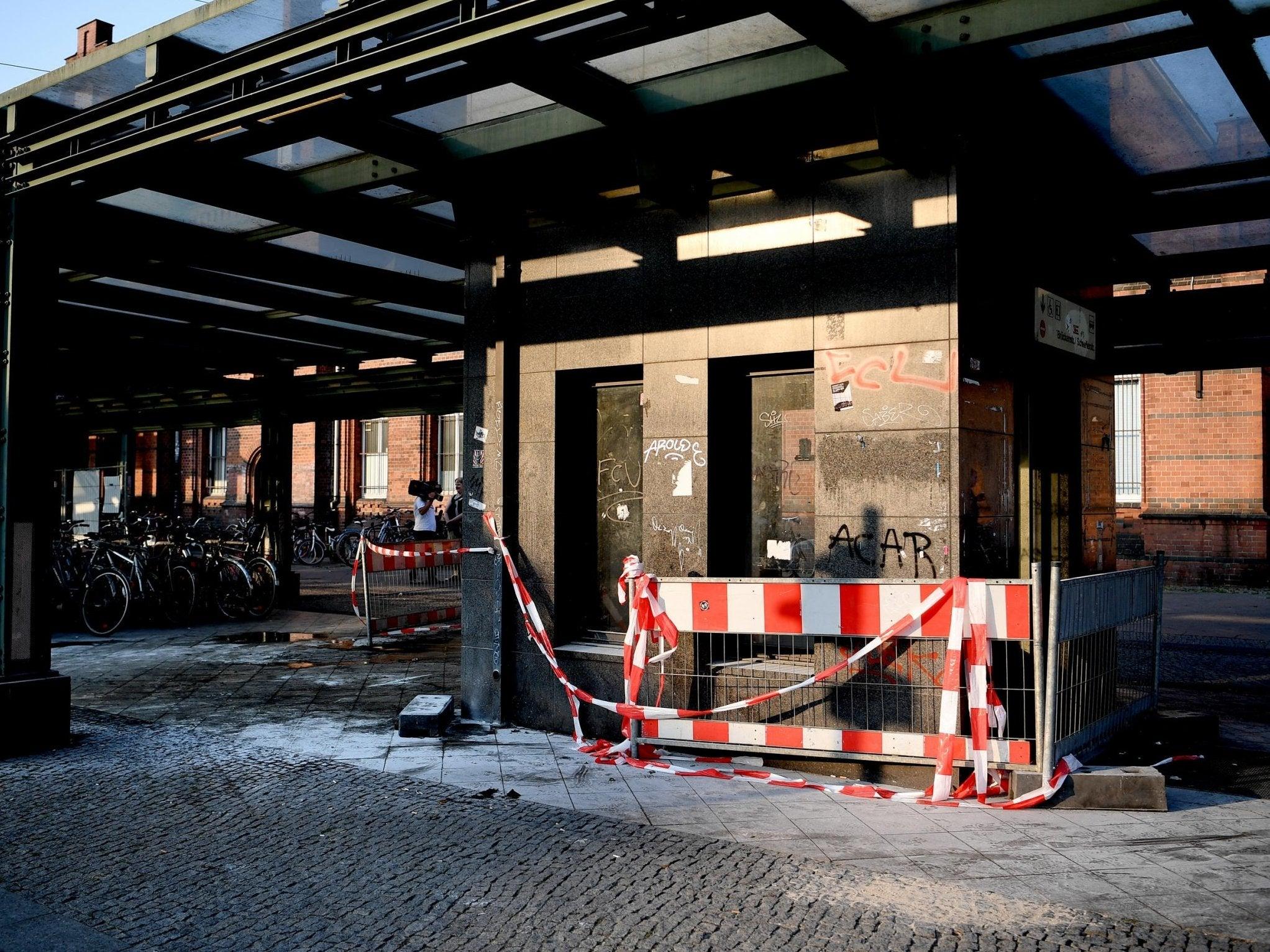 Two homeless men set on fire in Berlin