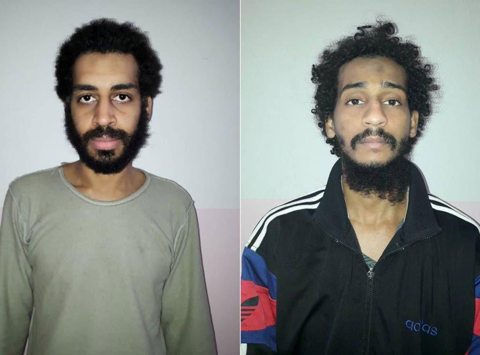 Supporters of the law claimed it could be used on Isis fighters like Alexanda Kotey and El Shafee Elsheikh, who may not be successfully prosecuted under current laws