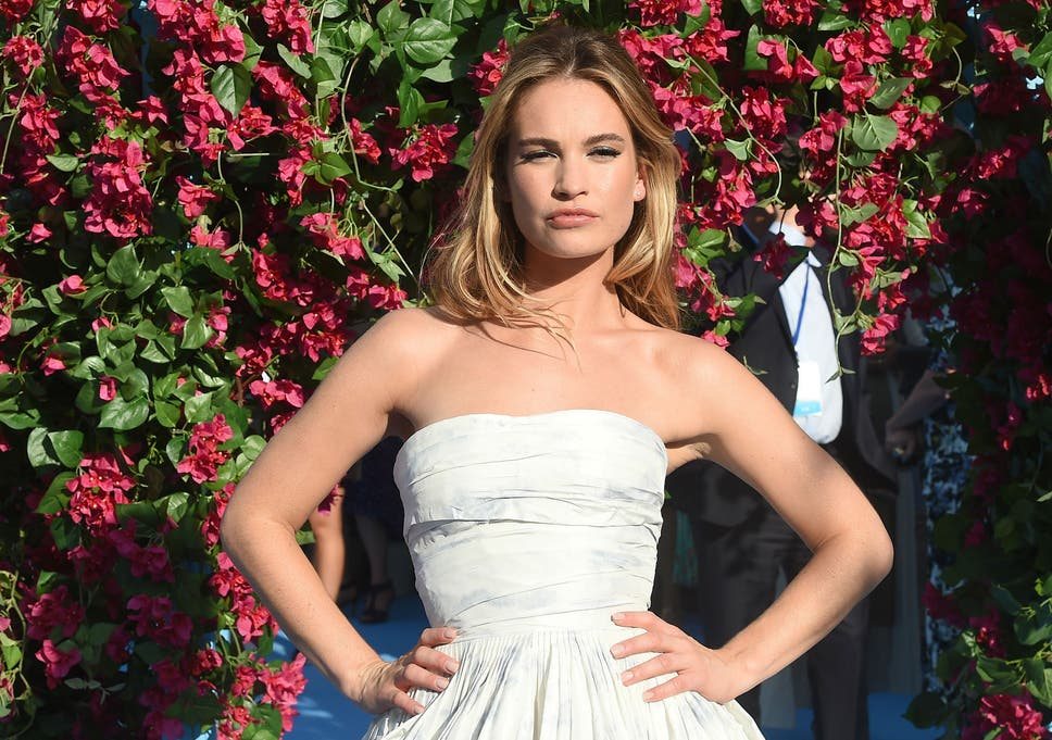 Mamma Mia: Lily James on playing young Meryl Streep, meeting