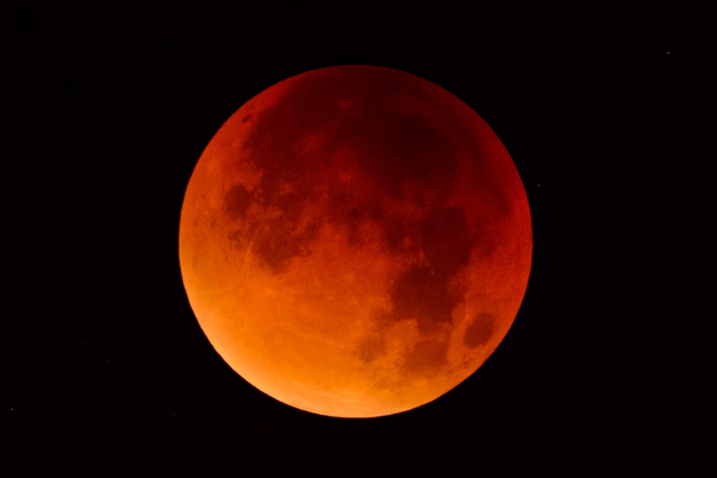 red moon 2018 today - photo #35