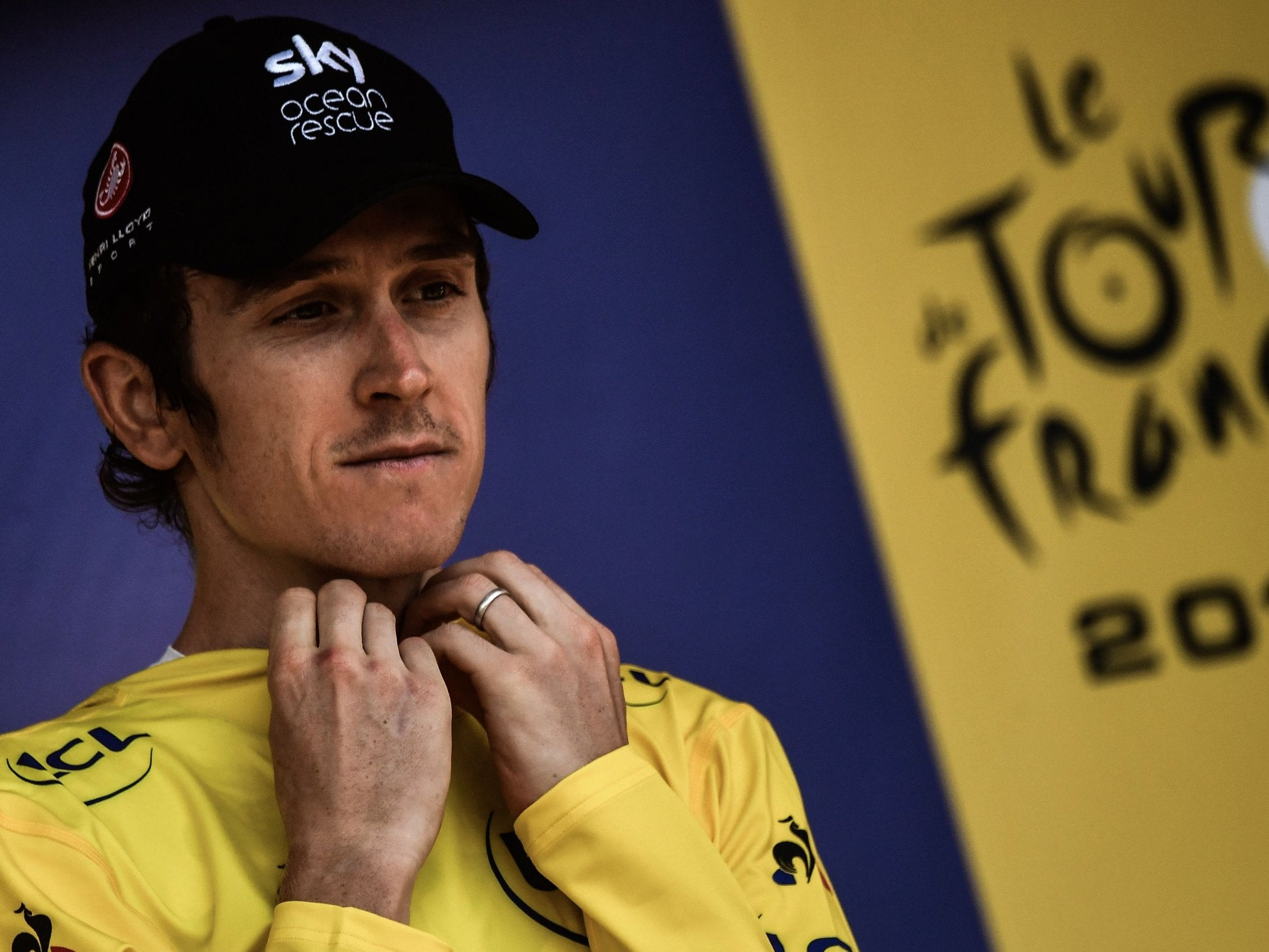 Chris Froome Latest News Breaking Stories And Comment The