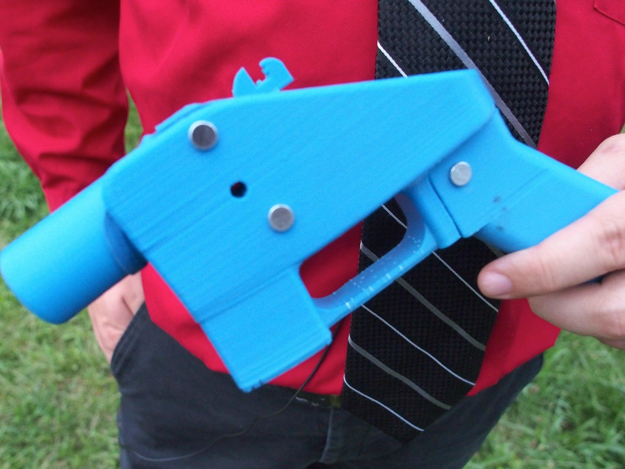 Trump administration allows Americans to print 3D guns beginning next month