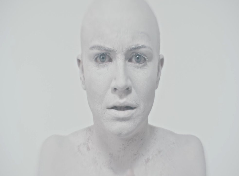 A still from the music video for 'Avalanche' by Another Sky