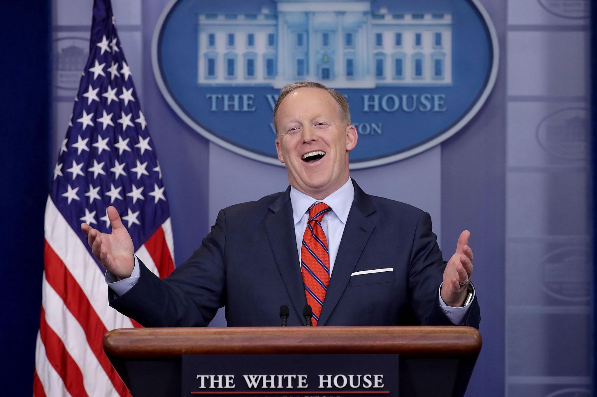 Sean Spicer book summary: The most important moments as White House press secretary reveals life working for Trump