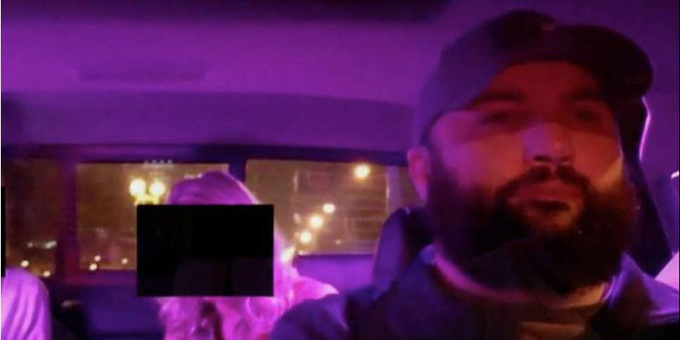 st louis uber driver fired