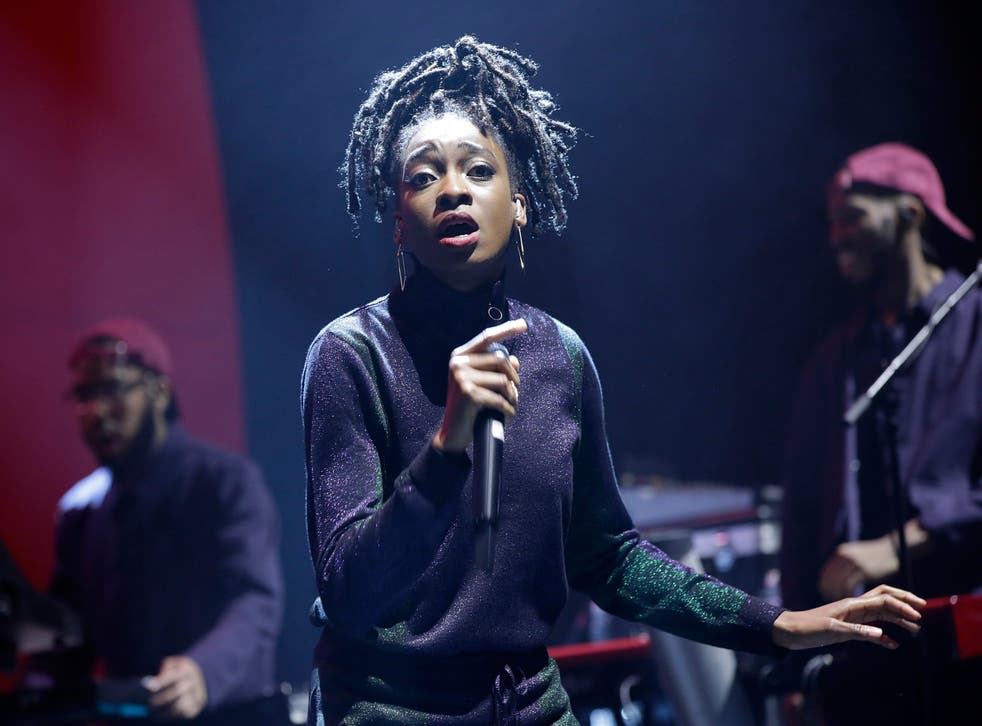 Little Simz is one of just two women among the 13 acts announced so far for TRNSMT festival