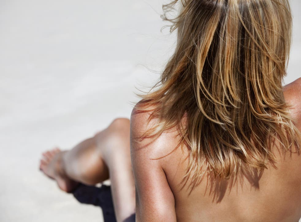 Nudism's image as something practiced by ageing hippies is changing