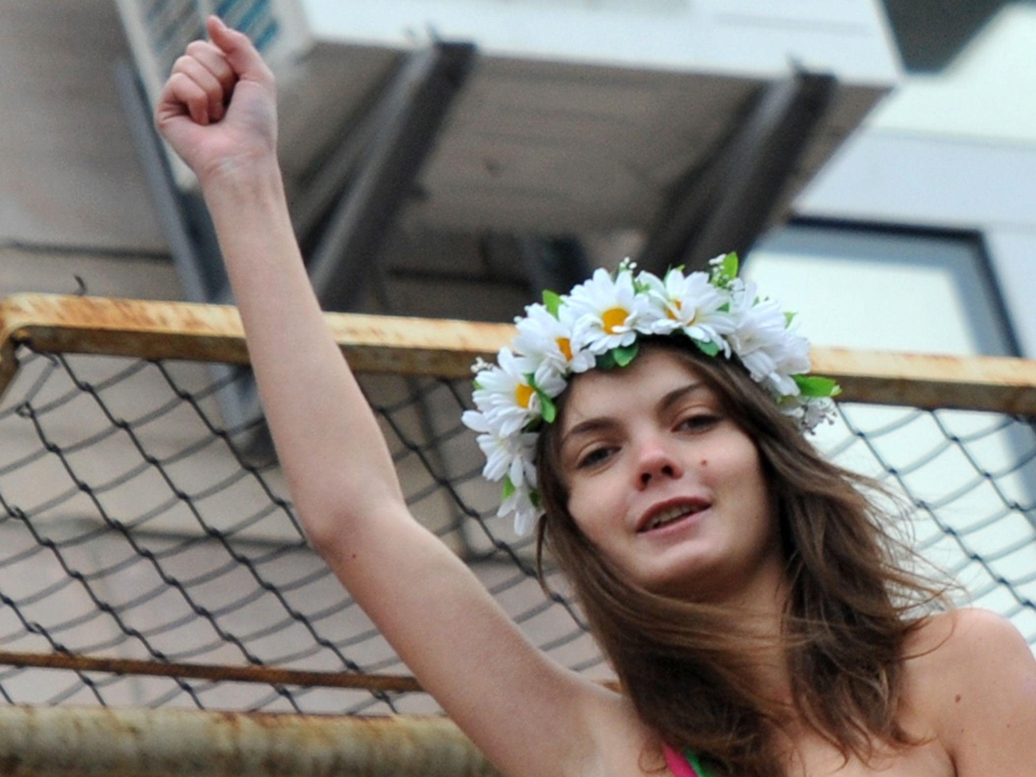 Oksana Shachko death: Femen founder's body discovered in Paris apartment