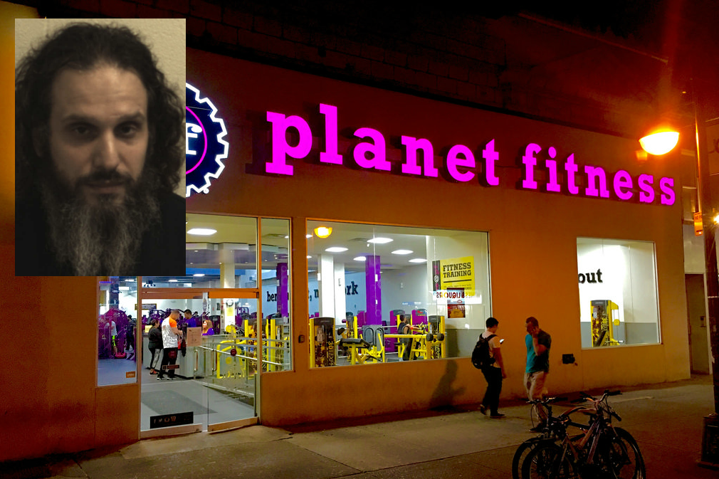 Man arrested for exercising naked at Planet Fitness - New