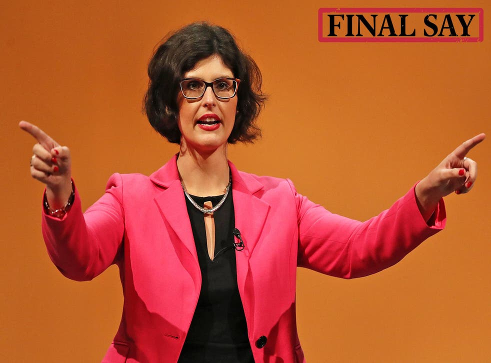 Layla Moran, Liberal Democrat MP: we must do this for future generations – the government are mishandling the biggest issue to face the country in modern times