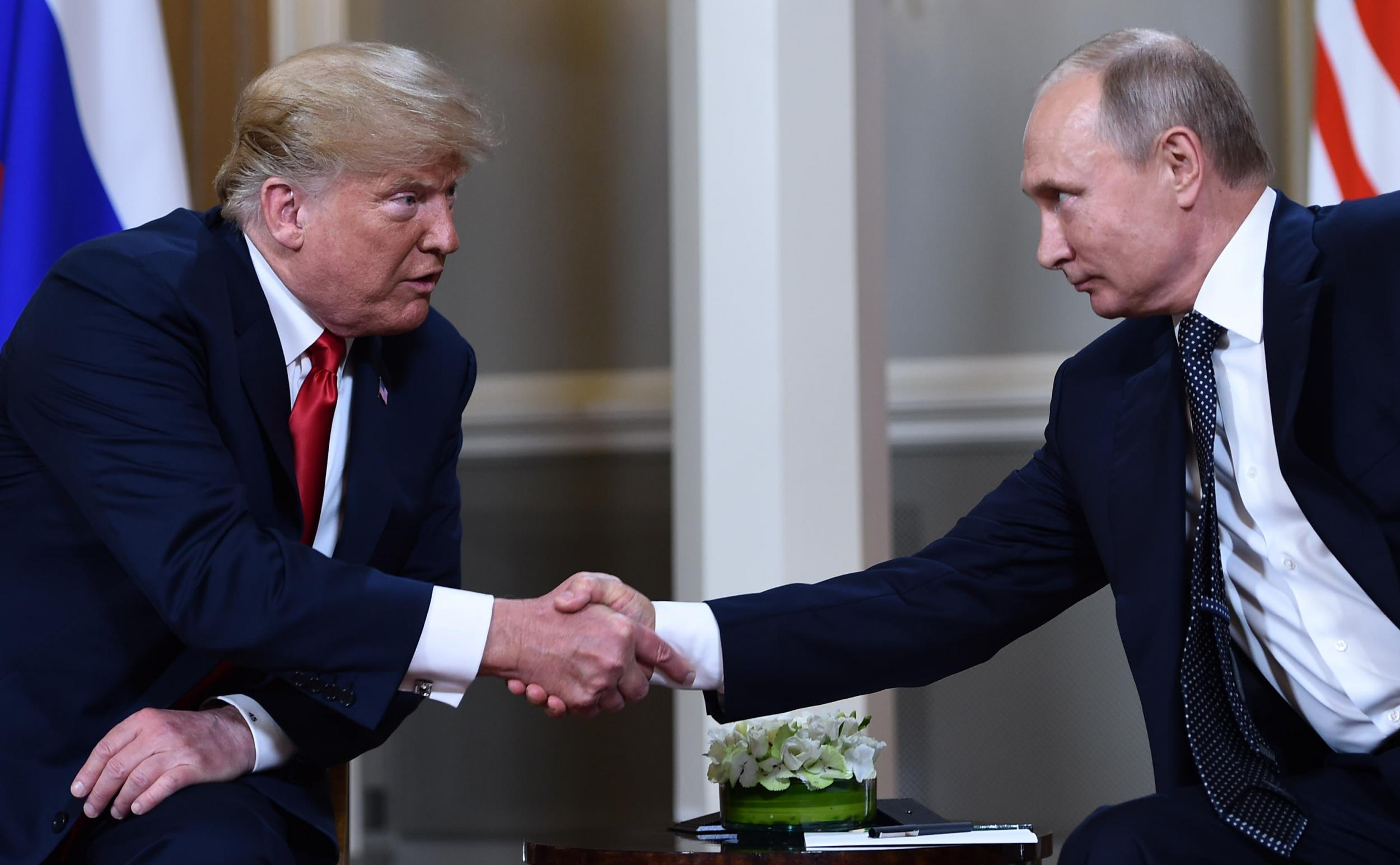 Most Americans support Trump inviting Putin to White House, poll finds