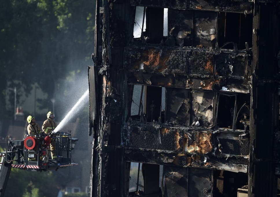 Grenfell Tower: Fire door manufacturers told to address failings