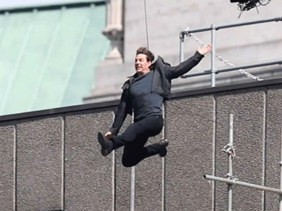 While filming the stunts from Mission: Impossible - Fallout, Tom Cruise injured his ankle severely.