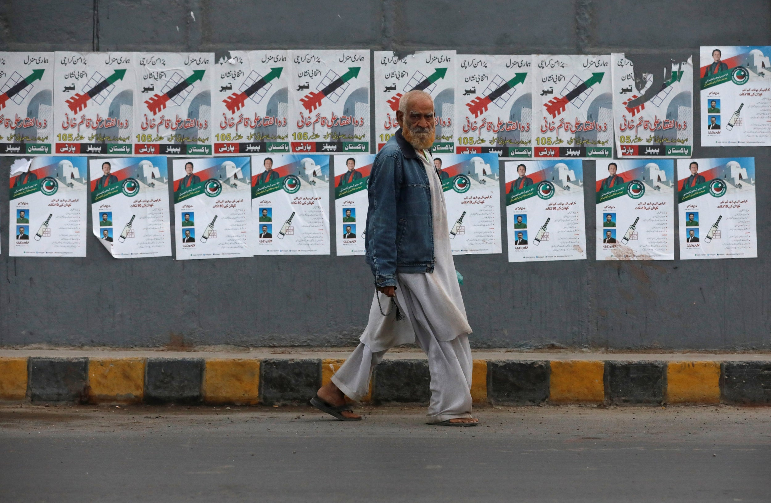 Pakistan elects first non-Muslim in modern history to