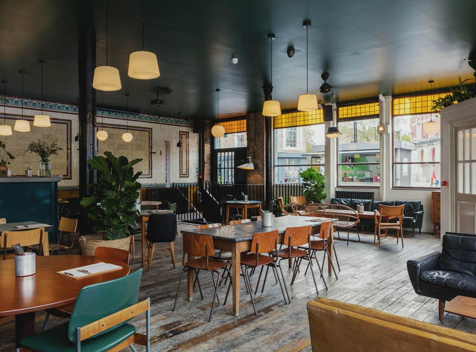 £22 will get you a bottomless liquid brunch at Coin Laundry