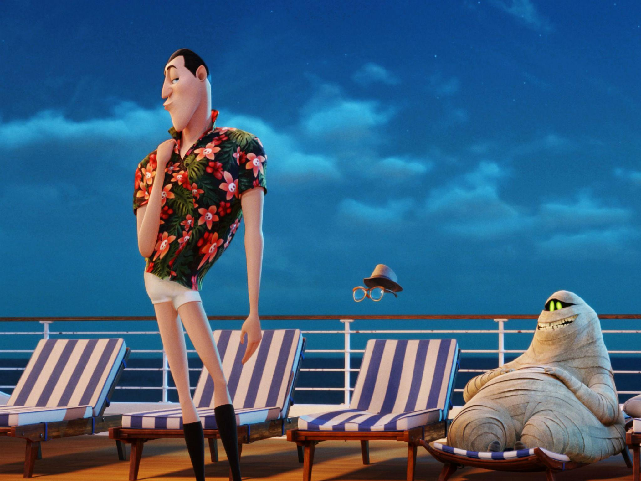 Hotel Transylvania 3 A Monster Vacation Review Big Sloppy Monster Mash Of A Sequel The