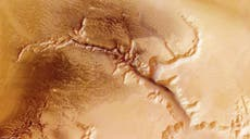 Mars has a vast underground reservoir of water, scientists find in major breakthrough in search for alien life