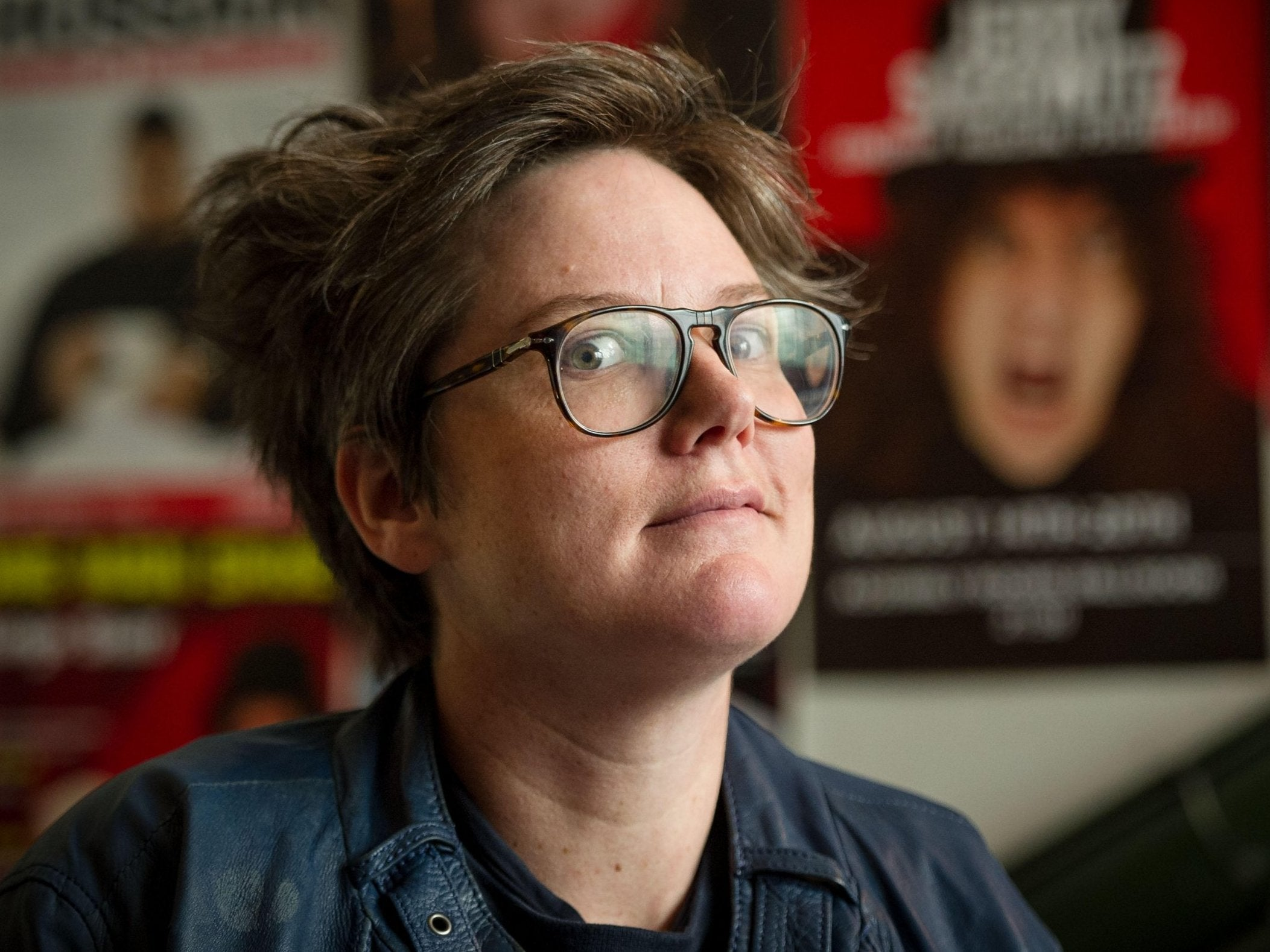 Hannah Gadbsy Is Angry And She S Amazing The Independent