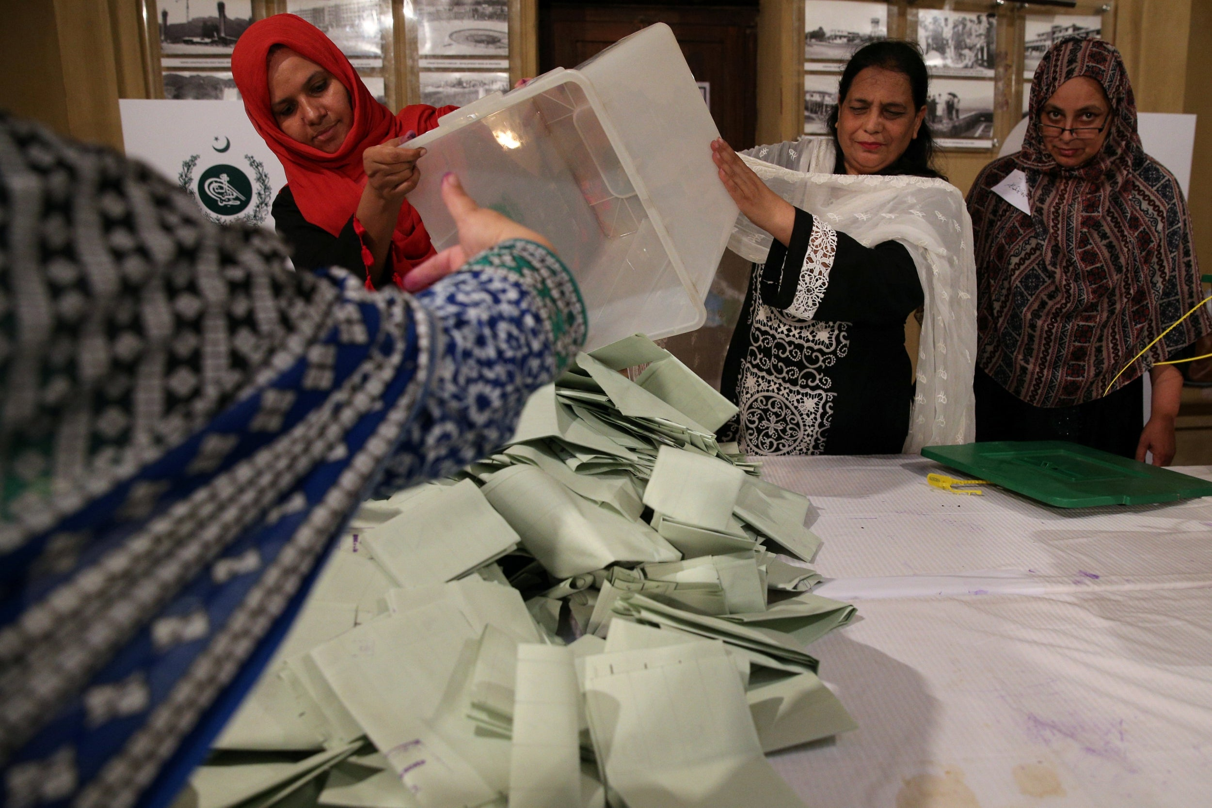 election in pakistan Elections in pakistan are expected to be held on 25-26 of july this year while in afghanistan parliamentary elections are scheduled to be held on october 20, 2018, after undergoing a delay of almost two years.