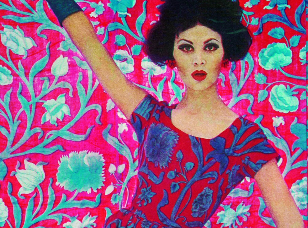 From William Morris To Anna Wintour How Liberty Made An Art Out Of Fashion The Independent Independent