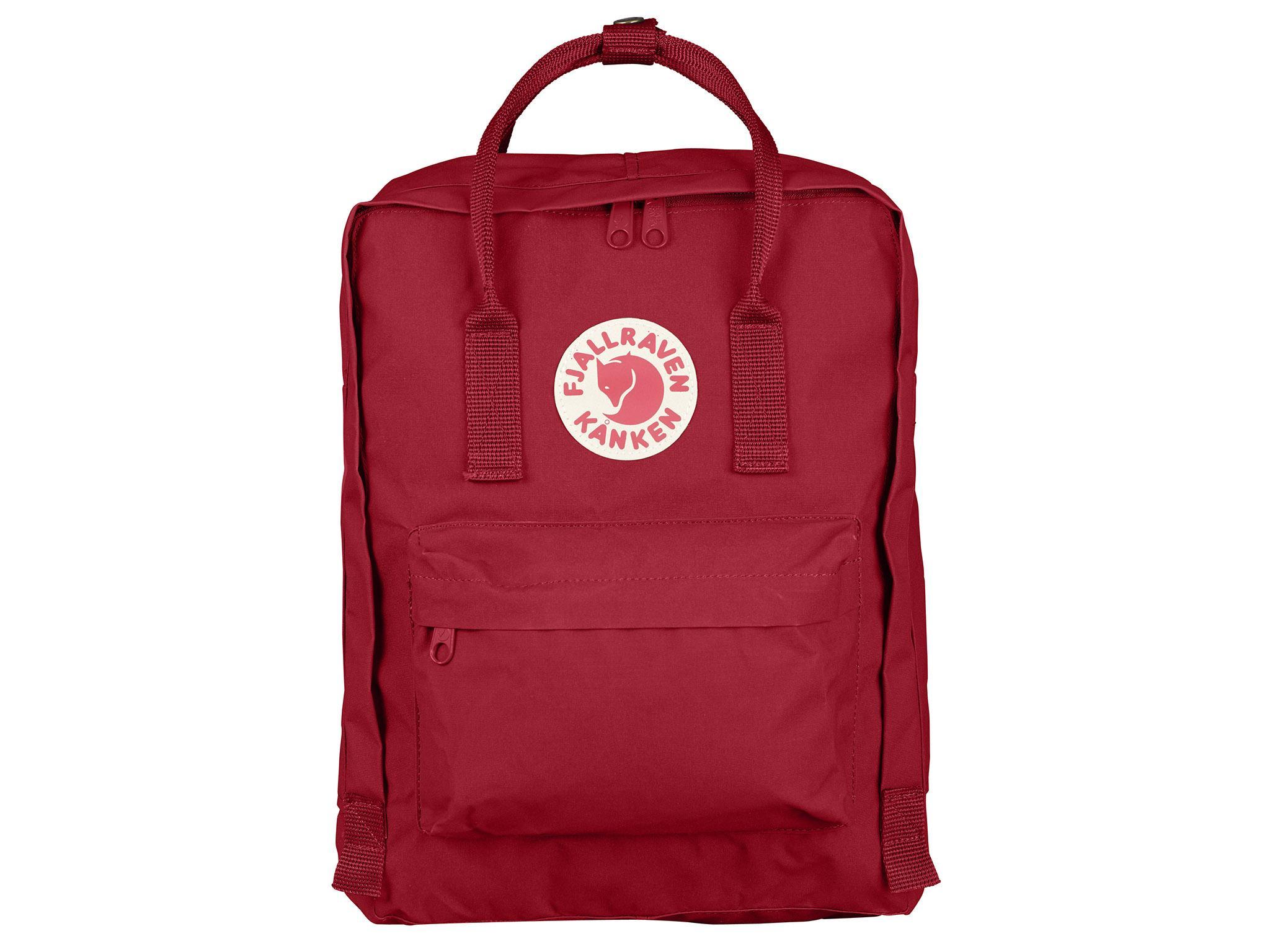 d428efc73dd0 The Fjallraven Kanken is the most expensive backpack on test