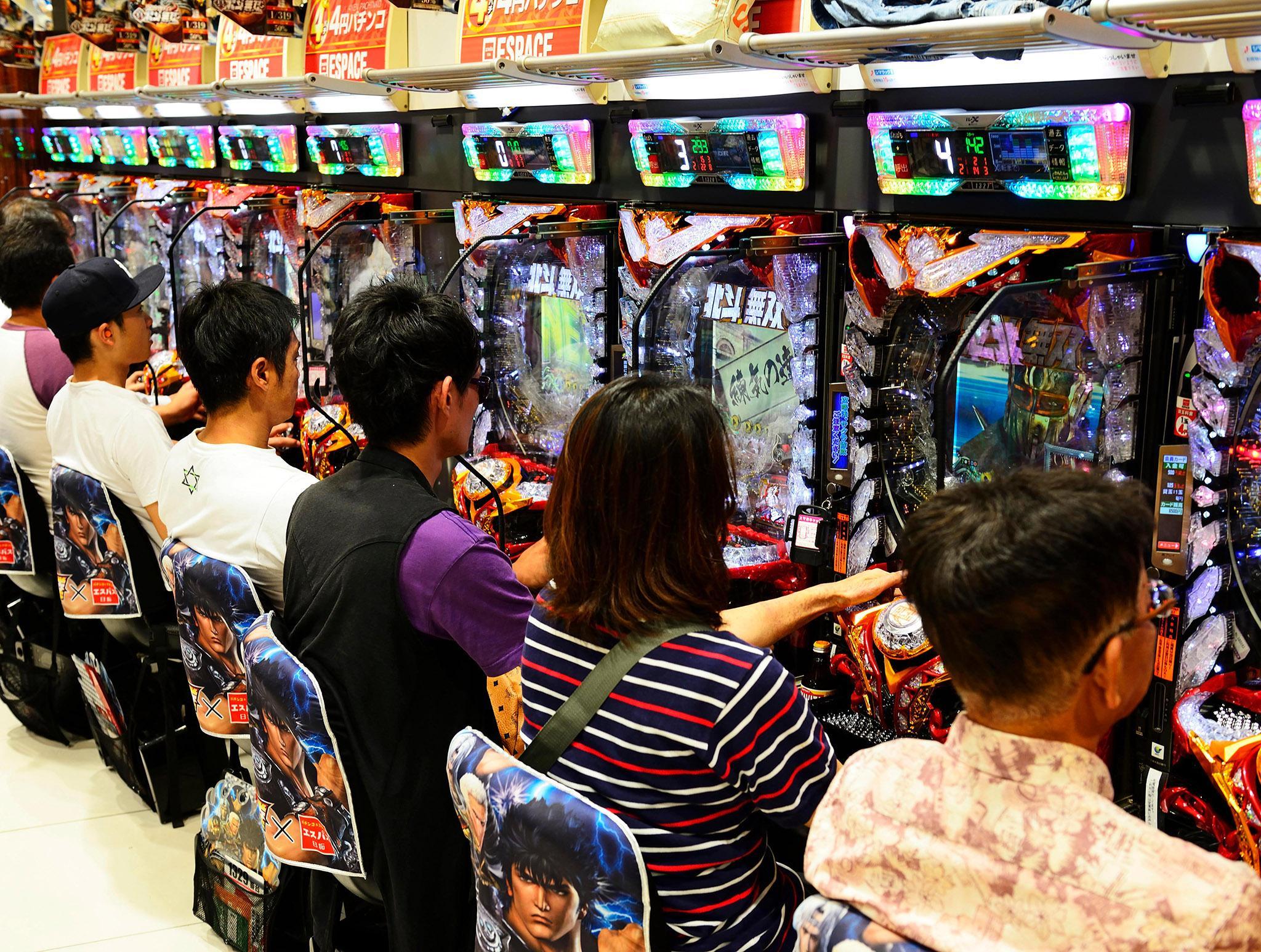 Gambling Japan