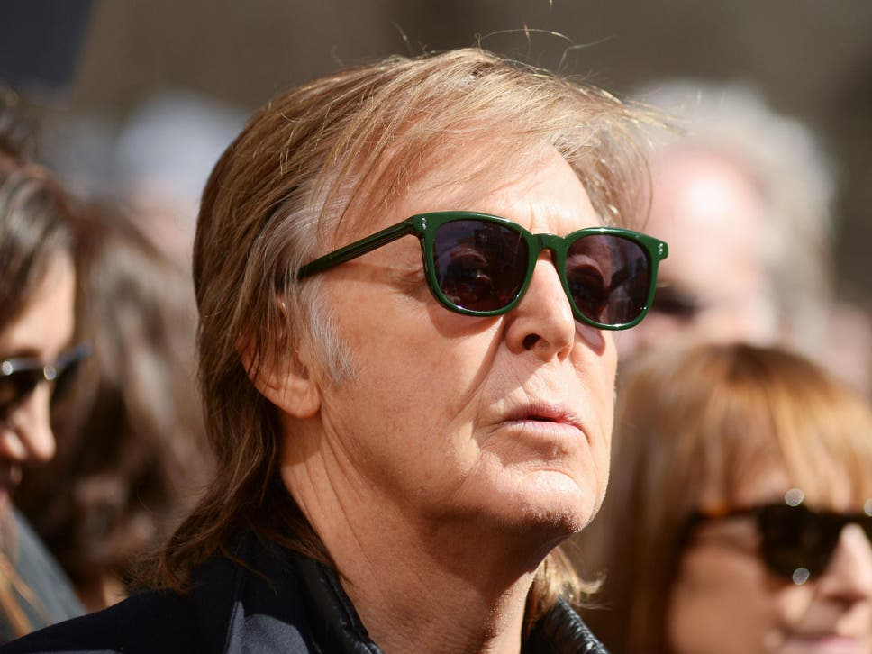 Erik Pendzich REX Shutterstock Paul McCartney