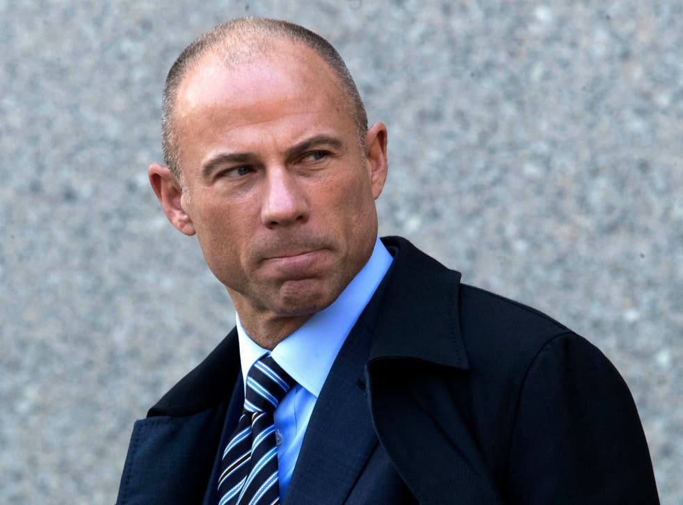 Michael Avenatti was taken into custody in Los Angeles on Wednesday, the unnamed official said
