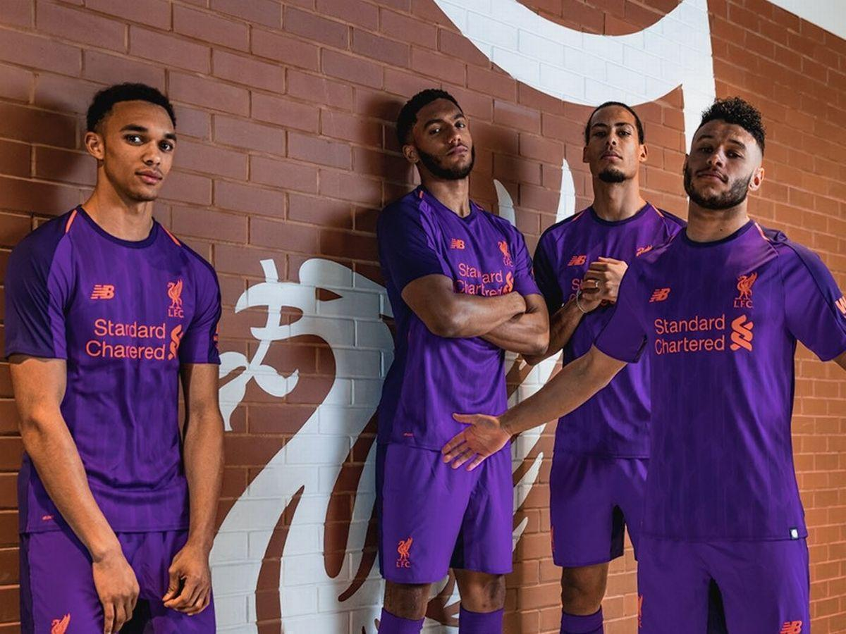 aa9c74fe539 Premier League kits 2018 19 ranked and rated  Liverpool