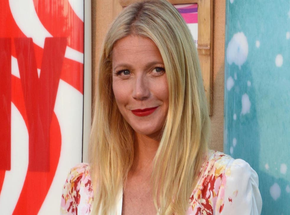 Gwyneth Paltrow denies she is 'Becky with the good hair' (Getty)