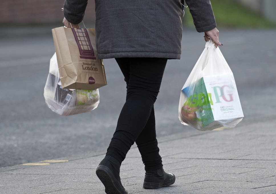 Friends of the Earth hailed the legislation for making reusable shopping bags the 'new norm'