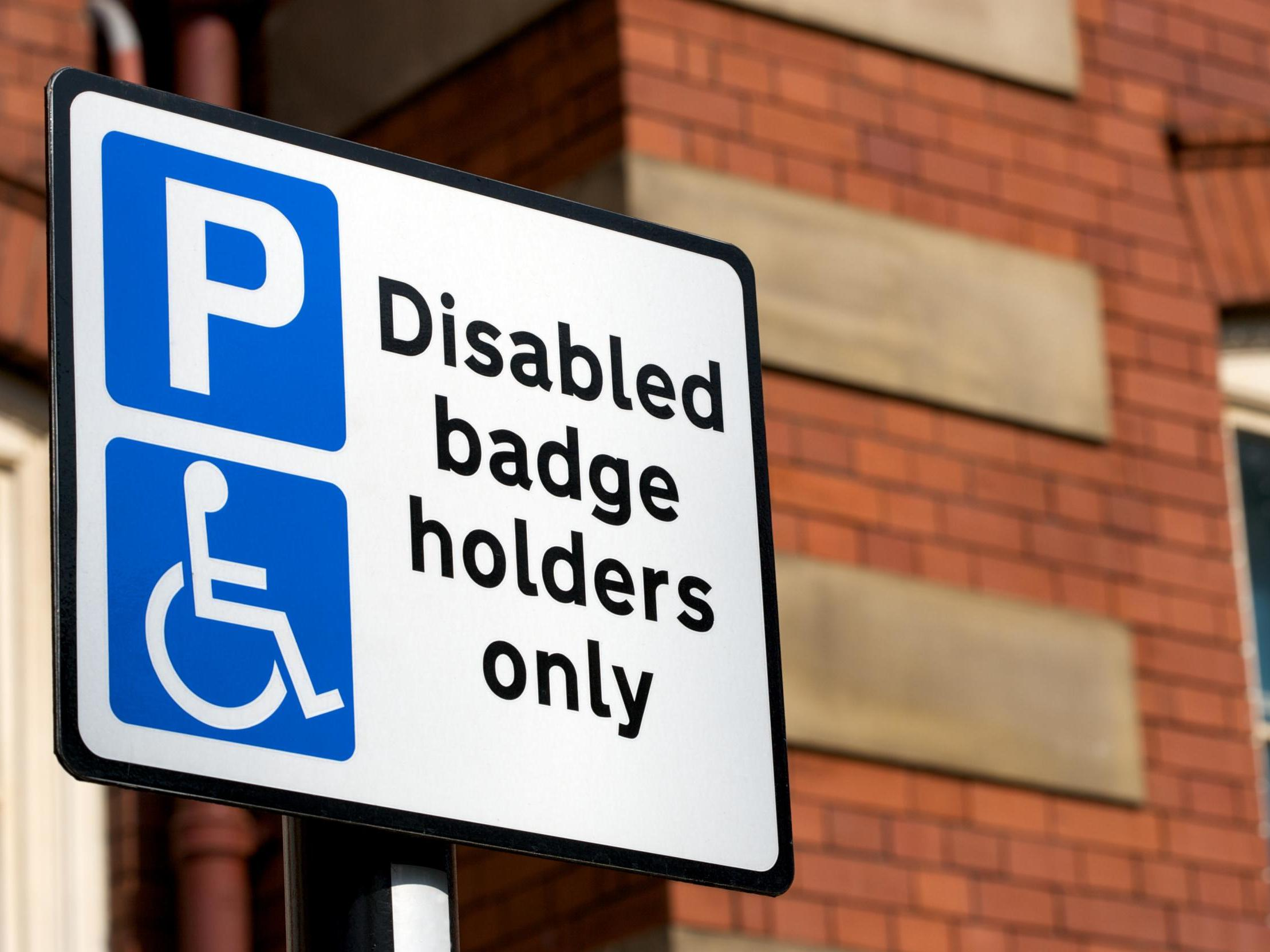 Blue Badges Uk Charities Welcome Introduction Of Parking Permits